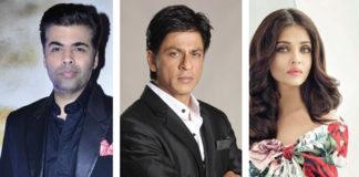 Shah Rukh Khan and Aishwarya Rai Bachchan in Karan Johar's next!