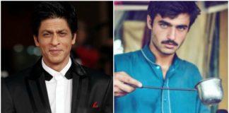 Shah Rukh Khan on Chaiwala Arshad Khan