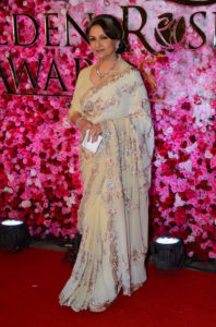 Lux Golden Rose Awards: Sharmila