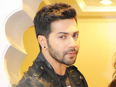 Varun Dhawan in beard