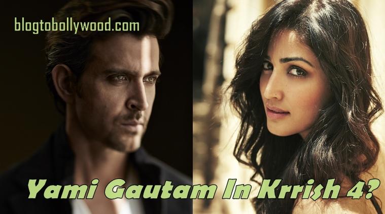 Hrithik Roshan Hints At Casting Yami Gautam In Krrish 4