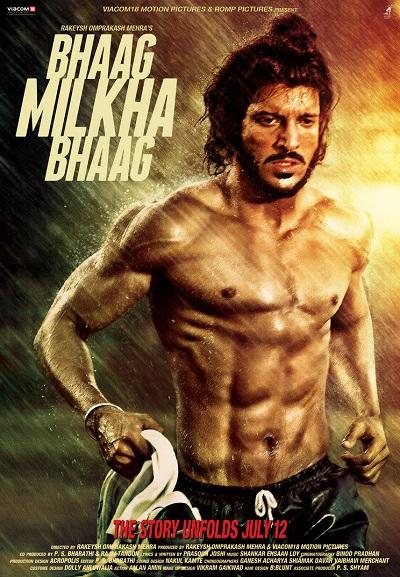 Top 10 Bollywood movies based on sports- Bhaag Milkha Bhaag