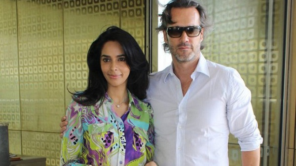 Mallika Sherawat and boyfriend Cyrille attacked in Paris