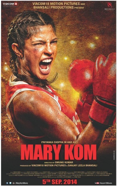 Top 10 Bollywood movies based on sports- Mary Kom