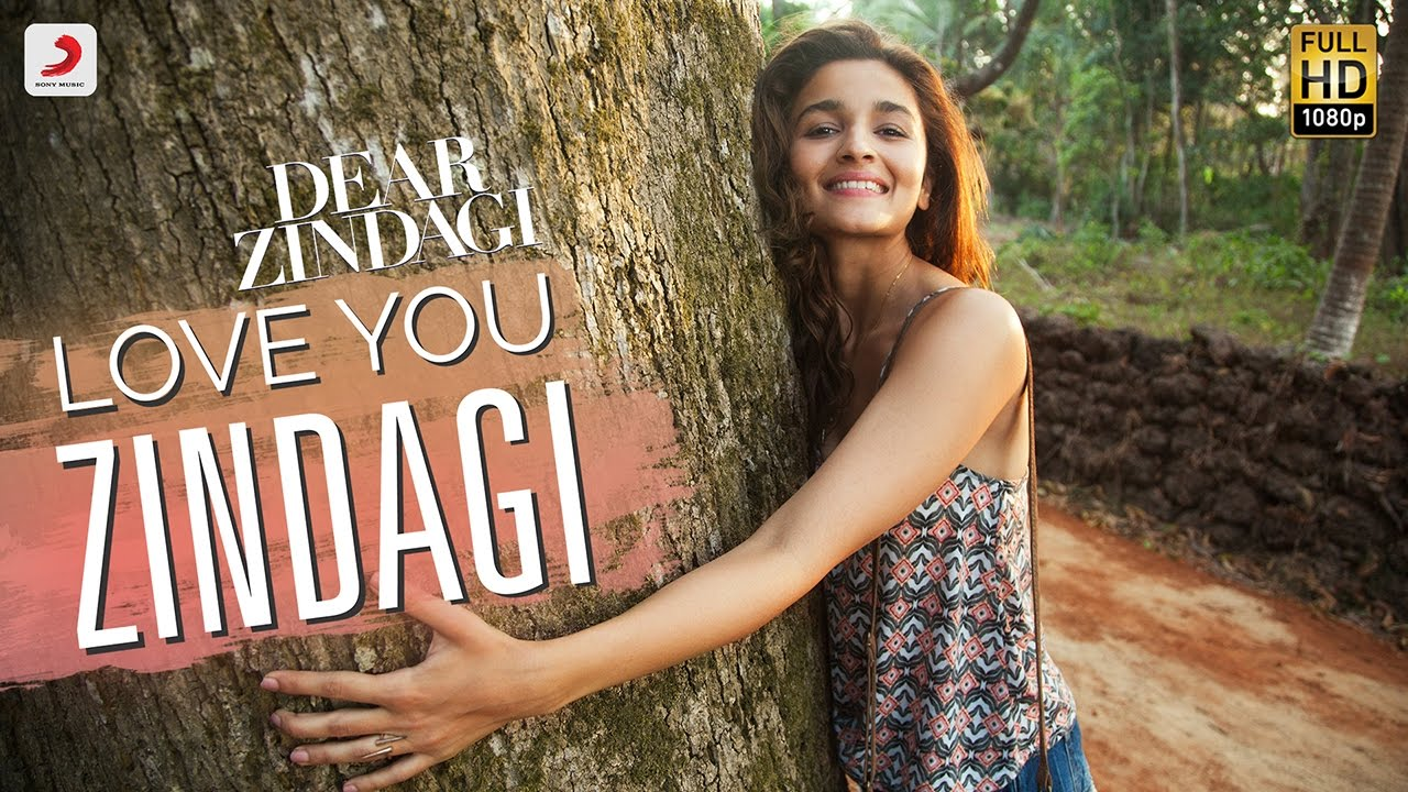 Dear Zindagi's first song 'Love you Zindagi' is a complete rejuvenating treat