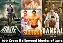 100 Crore Grossers Of 2016: 100 Crore Bollywood Movies Of 2016