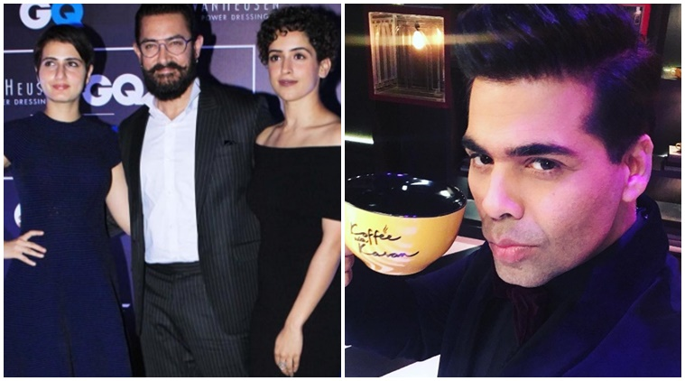 Aamir Khan Revealed Some Interesting Facts On Koffee with Karan