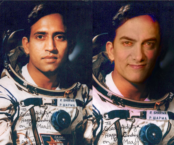 Aamir Khan to play astranaut Rakesh Sharma