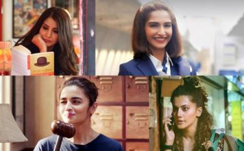 Best Bollywood Actress 2016