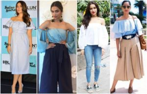 Top fashion trends in 2016 Bollywood actresses