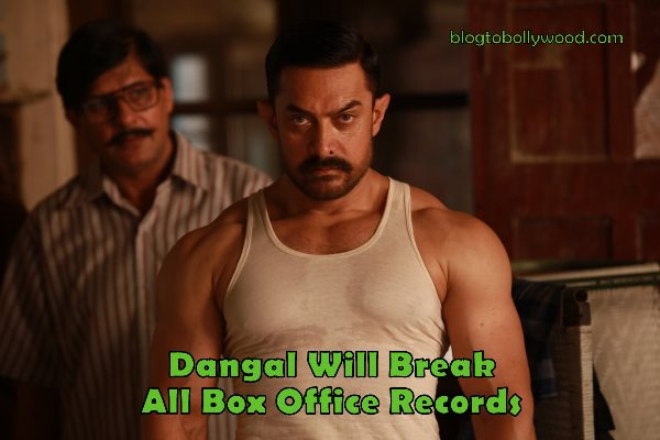 Dangal 5th Day Collection. Dangal Tuesday Collection