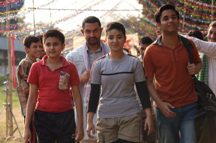 Dangal 2nd day box office collection in China, superb growth on Saturday