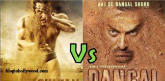 Sultan Vs Dangal Opening Day Box Office Comparison