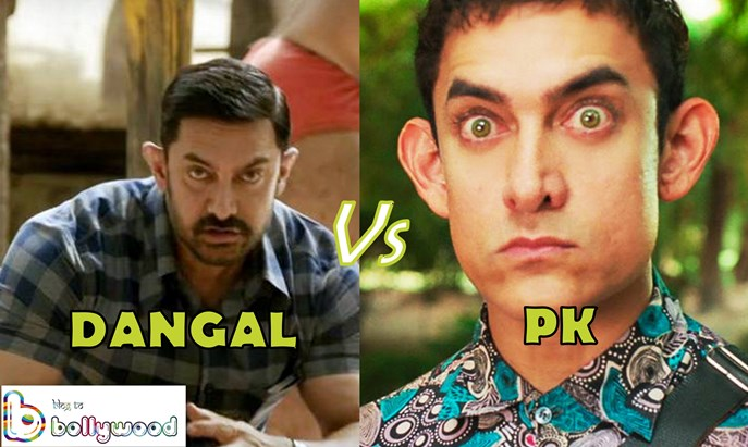 Dangal Vs PK Vs Sultan: Day-Wise Box Office Collection Comparison