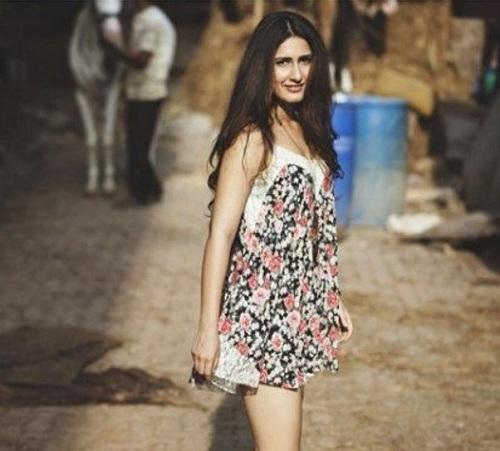 In Dangal, she plays Geeta Phogat