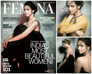 Top 10 Magazine Covers in 2016: Femina