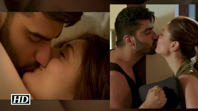 Hottest Bollywood Kisses Of 2016- Arjun and Kareena in Ki & Ka