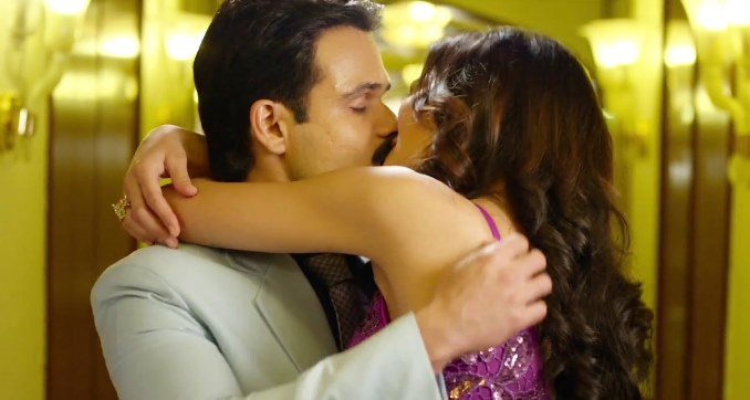 Hottest Bollywood Kisses Of 2016 - Emraan and Nargis in Azhar