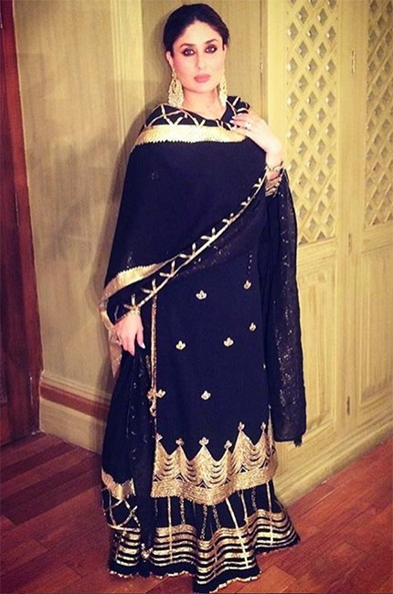 4b5cb3f389aa1 Top 10 Kareena Kapoor's Pregnancy Outfits: She Has Literally Own The ...