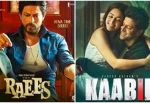 Kaabil And Raees Third Week Box Office Collection: Sustaining On Lower Level