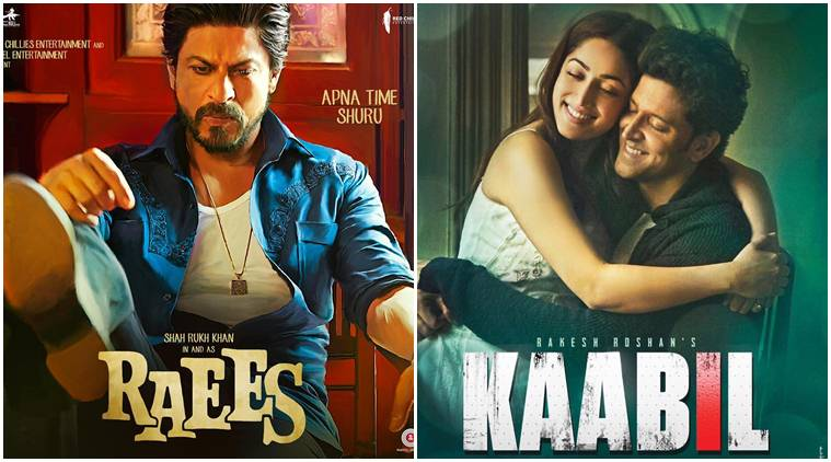 Raees won the box office battle against Kaabil