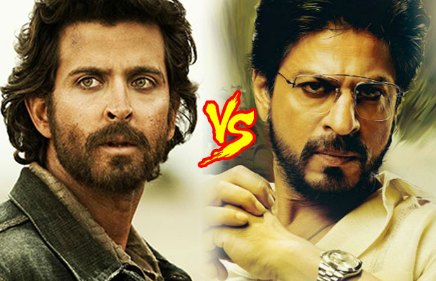 """My Wish Is To Celebrate The Success Of Both Movies With SRK"" – Hrithik On Kaabil-Raees Clash"