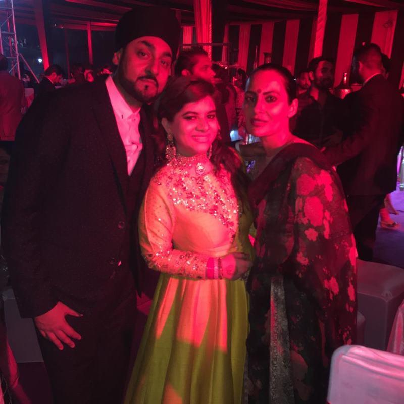 Pictures Inside | The wedding season continues with Raftaar-Komal Vohra's wedding!- Raftaar-Komal 10