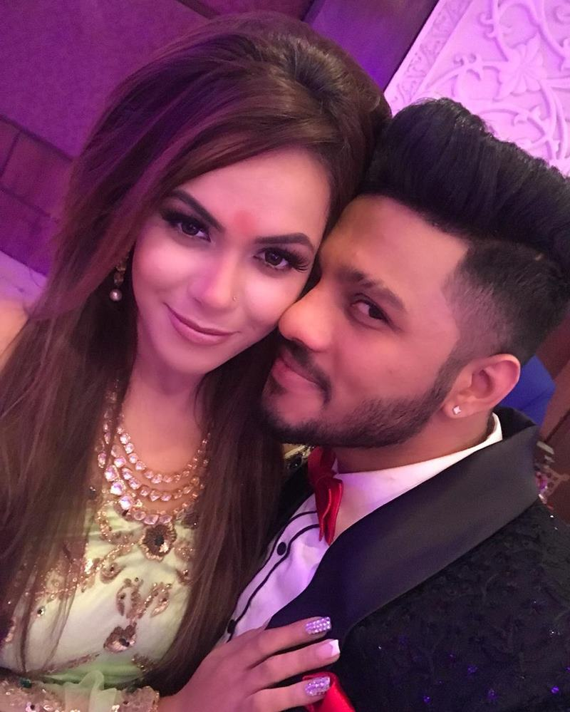 Pictures Inside | The wedding season continues with Raftaar-Komal Vohra's wedding!
