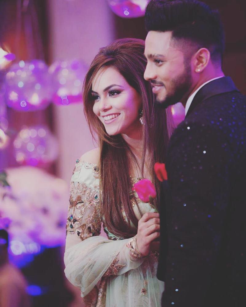 Pictures Inside | The wedding season continues with Raftaar-Komal Vohra's wedding!- Raftaar-Komal 5