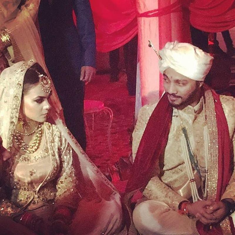 Pictures Inside | The wedding season continues with Raftaar-Komal Vohra's wedding!- Raftaar-Komal 6