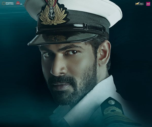 Rana Daggubati's Navy Officer Look From The Ghazi Attack