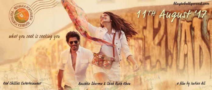 5 Title Suggestions for Shah Rukh Khan-Anushka Sharma's next film