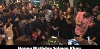 Salman Khan Birthday Photos
