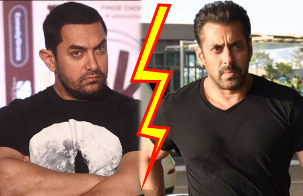 Salman Khan Hate Aamir Khan Because Dangal Is A Better Film Than Sultan