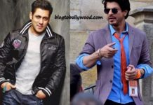 Salman tweeted about Shah Rukh Khan's 'The Ring'