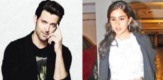 Sara Ali Khan debut opposite Hrithik Roshan