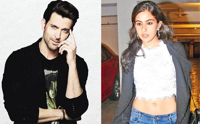 Will Sara Ali Khan debut opposite Hrithik Roshan?