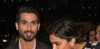 Shahid Kapoor Says No To Intimate Scenes With Deepika Padukone In Padmavati