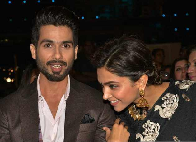 Shahid Kapoor Says No To Intimate Scenes With Deepika Padukone In Padmavati