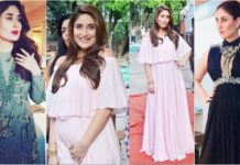 Top 10 Kareena Kapoor's Pregnancy Outfits