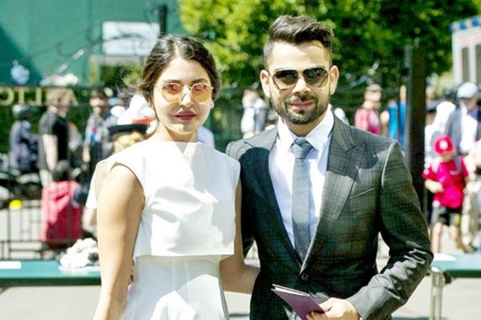 Virat Kohli rubbishes all rumors about engagement with Anushka Sharma