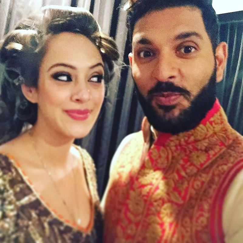 Yuvraj Singh-Hazel Keech's wedding was a grand event, these pictures are proof of it!- Yuvi-Hazel 20
