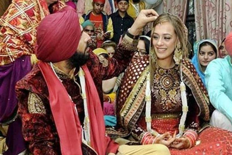 Yuvraj Singh-Hazel Keech's wedding was a grand event, these pictures are proof of it!- Yuvi-Hazel 26