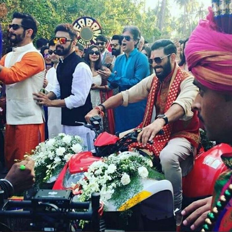 Yuvraj Singh-Hazel Keech's wedding was a grand event, these pictures are proof of it!- Yuvi-Hazel 3