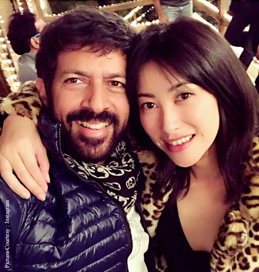 Chinese actress Zhu Zhu wraps up Tubelight 1