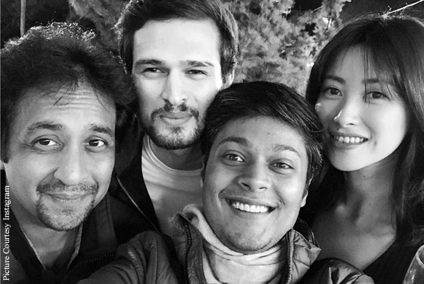 Chinese actress Zhu Zhu wraps up Tubelight 3