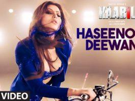 Watch: Sexy Urvashi Rautela's dance in Haseeno Ka Deewana song
