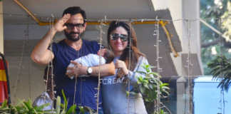 saif with kareena and taimur