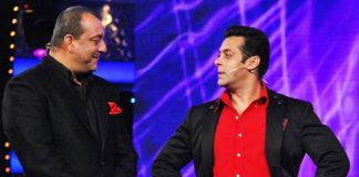 Why did Sanjay Dutt call Salman Khan at midnight?