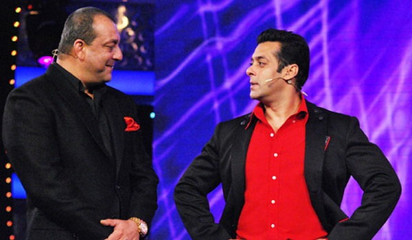 Why did Sanjay Dutt call Salman Khan at midnight?